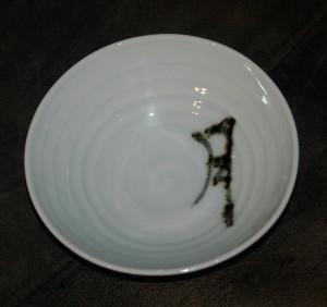 SA moon porcelain teabowl